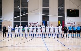 Taani väravavaht tegi Eestile kingituse, virutades palli lihtlabaselt enda võrku