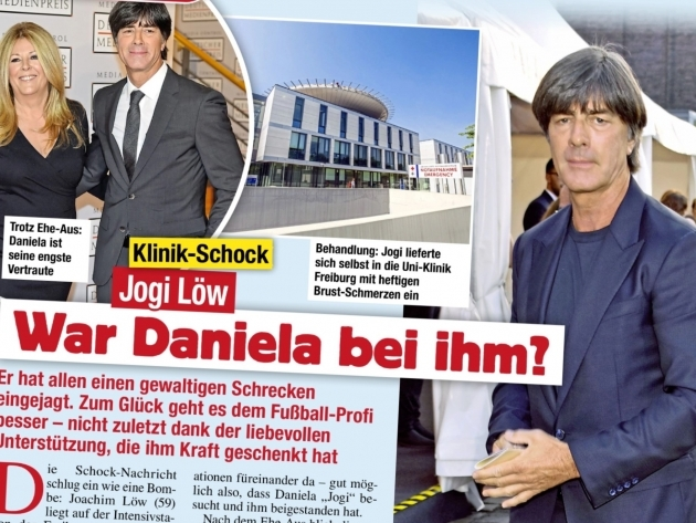 Kas oli Daniele koos Jogiga, küsis Frau Aktuell suvel. FOTO: Frau Aktuell
