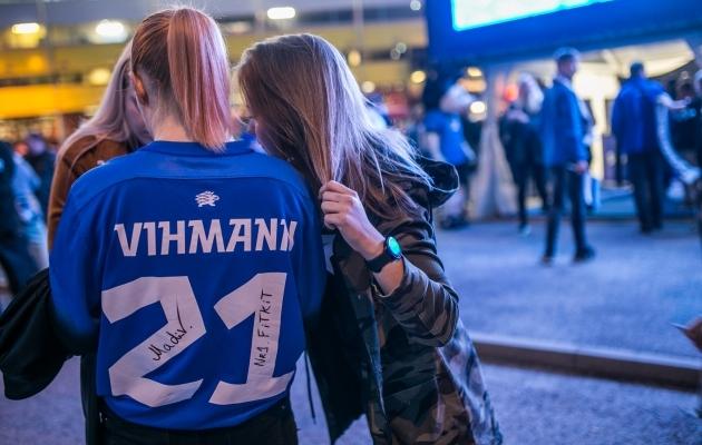 Eesti jalgpallikogukond on suurem, kui seda tihti arvatakse. Foto: Brit Maria Tael