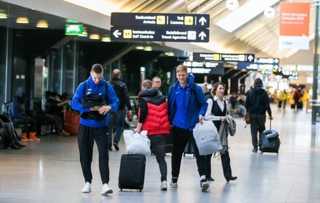 Madis Vihmann otsustas jalgpallist lahkuda. Foto: Brit Maria Tael