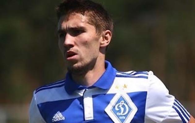 Rudolf Suhhomlinov. Foto: Kiievi Dinamo koduleht
