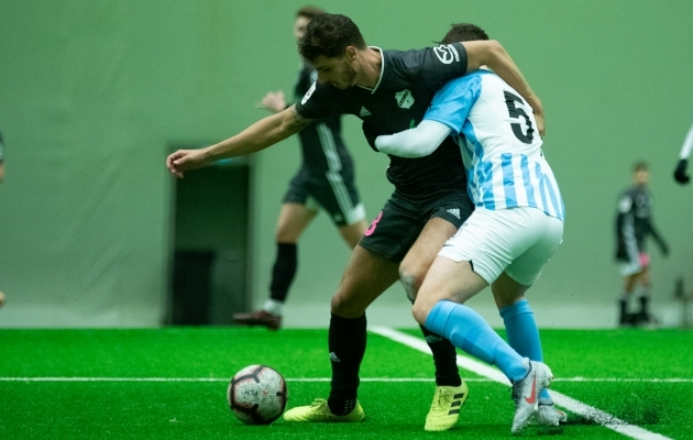Pedro Victor: mängiksin Eesti koondises hea meelega