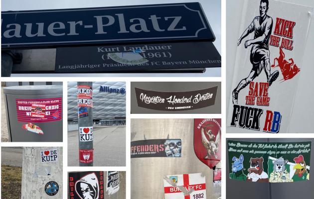 Jäädvustusi Müncheni prügikastidelt. Fotod: Andres Must