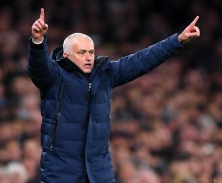 Mourinho: nagu läheks lahingusse, aga relvas pole padruneid