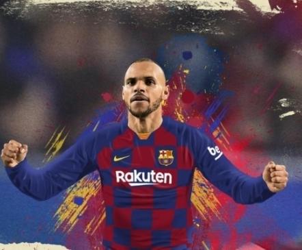 Ametlik! Barcelona kasutas eriloa ära ning soetas endale uue ründaja