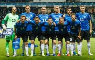 Eesti andis aasta esimeses FIFA edetabelis veel ühe koha ära