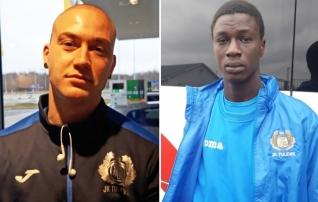 Tulevik testib Narvas Poola ja Senegali jalgpallureid