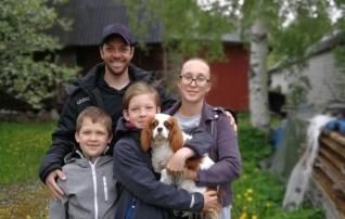 Brasiillane, kelle süda ja kodu on Eestis