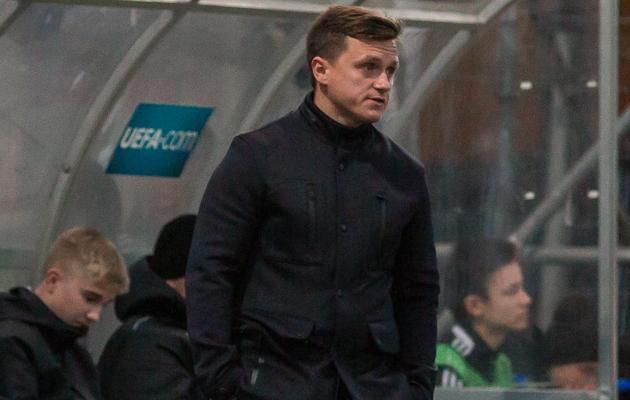 Robert Sadovski. Foto: Jana Pipar / jalgpall.ee