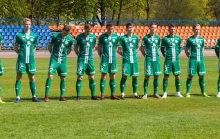 Uute treeneritega Levadia U21 tahab, et esindustiimi murraks rohkem mängijaid