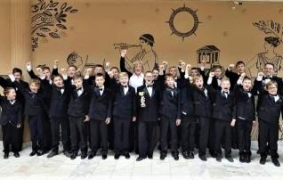 Narva poistekoor esitab superkarikafinaali eel Eesti hümni