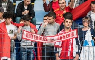 Kurioosum: Armeenia kõrgliigaklubi loobus, aga Facebooki administraator töötab edasi