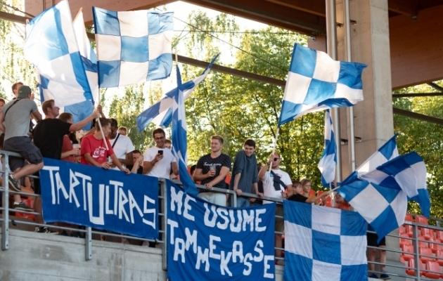 Üksikute muudatustega Tammeka ihkab Eesti tippklubide alistamise traditsiooni hoida ja kasvatada
