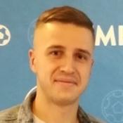 Igor Dudarev. Foto: Tartu JK Tammeka