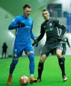 2019. hooajal Tammeka U21 suurim väravakütt Erki Mõttus. Foto: Liisi Troska