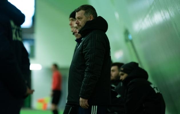Marko Kristal. Foto: Liisi Troska / jalgpall.ee