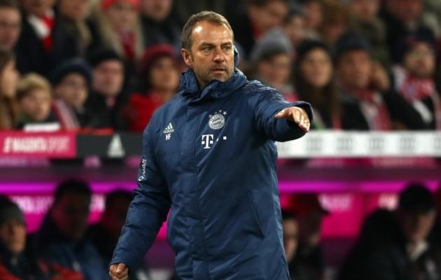"""Hansi Flick: """"""""Küllap on igaühel noist udupeadest perekonnas keegi, kes Hoppi isiklikust panusest abi saanud."""" Foto: Bayerni Twitter"""