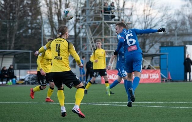 Tauno Tekko. Foto: Liisi Troska / jalgpall.ee