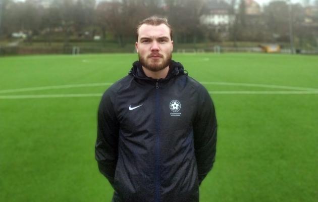 Hendrik Nälk. Foto: jalgpall.ee