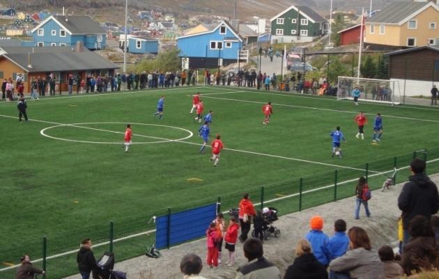 Gröönimaa staatus tuli viimati jutuks 2018. aasta alguses. Hetkel tundub nende puhul tõenäolisem FIFA kui UEFA liikmelisus. Foto: FIFA koduleht