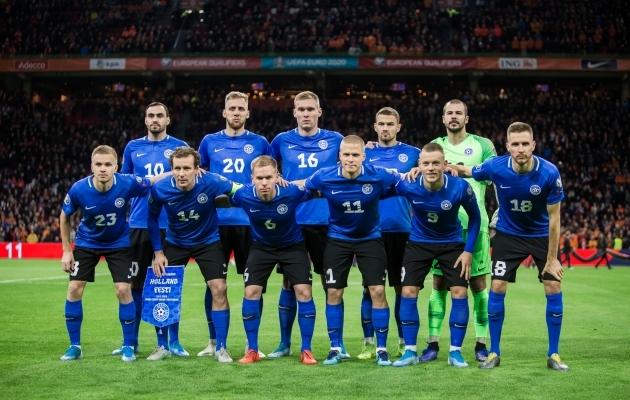Eesti kohtub maavõistluses neljakordse maailmameistriga