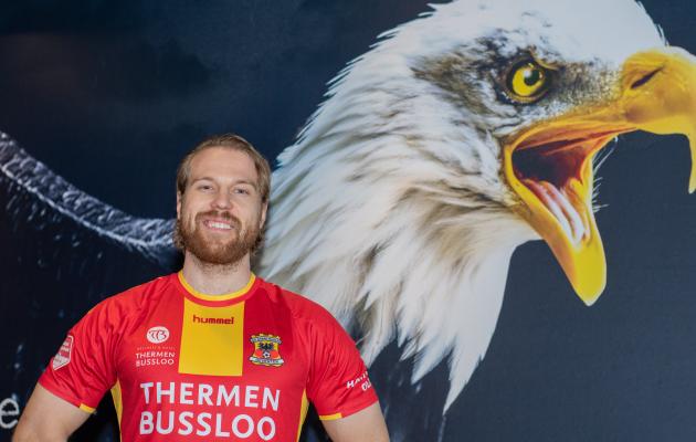 Henri Anier on praegu Hollandis ega tea, millal koju Eestisse saab. Olukord seal on segane nagu kõikjal mujalgi. Vähemalt suveni on ta lepinguliselt Go Ahead Eaglesi mängija. Foto: Go Ahead Eagles