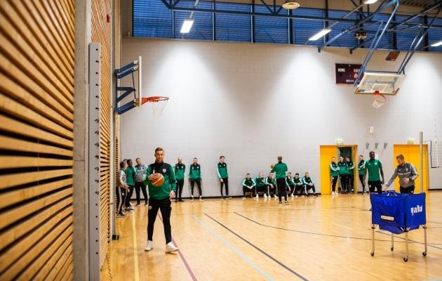 Teised sportmängud toimivad Eestis sügis-kevad hooaja põhimõttel. Foto: Brit Maria Tael