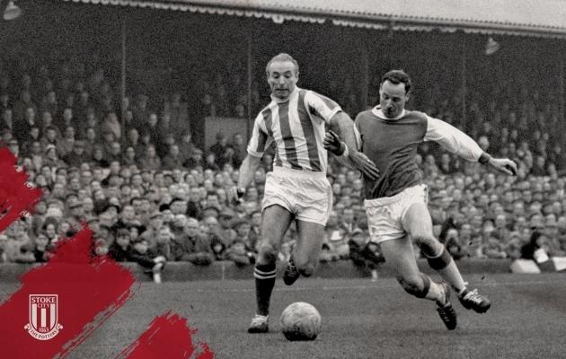 Stanley Matthews jõudis küll karjääri lõpuks tagasi Stoke'i ja kerkis klubi kangelaseks, kuid meistritiitel jäigi tal nendega võitmata. Foto: Stoke City Twitter