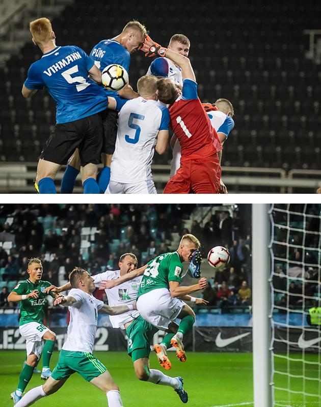 Fotod: Jana Pipar / jalgpall.ee ja Janek Eslon
