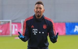 Bayern karistas Münchenist lahkunud Boatengi, kes läks oma haiget poega vaatama