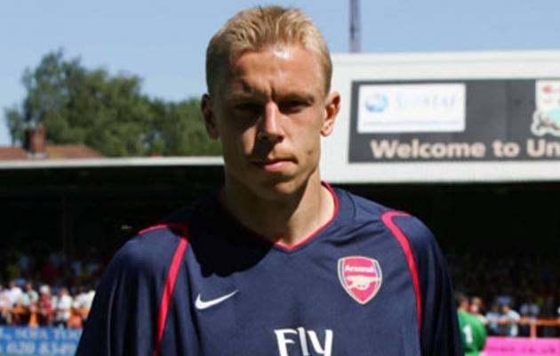 Eesti läbi aegade parim jalgpallur Mart Poom. Foto: Arsenali koduleht