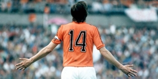 Johan Cruyff. Foto: KVNB
