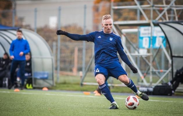 Erik Grigorjev. Foto: Jana Pipar / jalgpall.ee