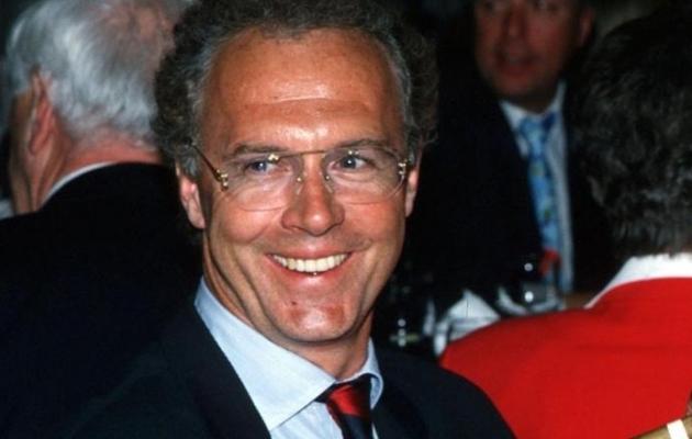 Franz Beckenbauer. Foto: UEFA koduleht
