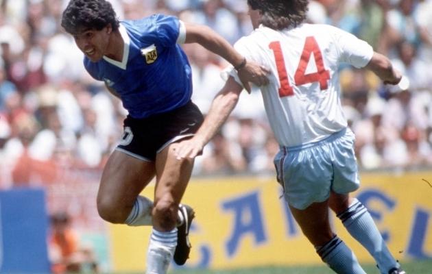 Argentina ja Inglismaa mäng. Foto: FIFA koduleht