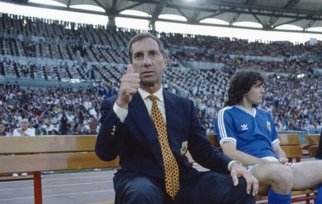 Carlos Bilardo. Foto: FIFA koduleht