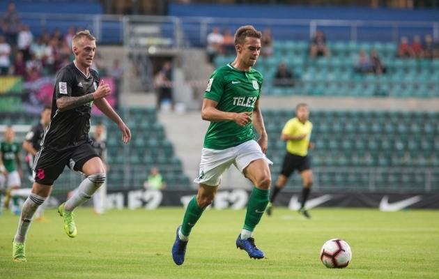 Juulikuus teeb Soccernet.ee otseülekande Tallinna Flora ja Nõmme Kalju mängust A. Le Coq Arenal. Foto: Jana Pipar / jalgpall.ee