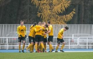 PJK lõi Esiliiga B meeskonnale kaheksa väravat, Vaprus leppis viigiga  (videod!)