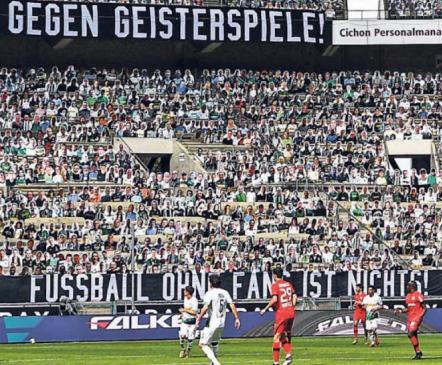 3 juhtumit staadionifännide asendamisest Saksamaal, Lõuna-Koreas ja Eestis
