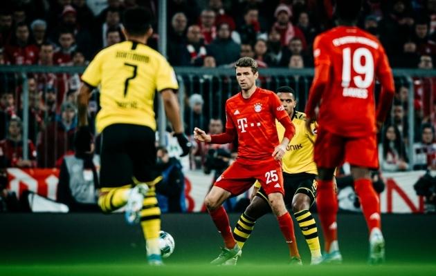 Müller võrdles Daviest legendaarse multikategelasega