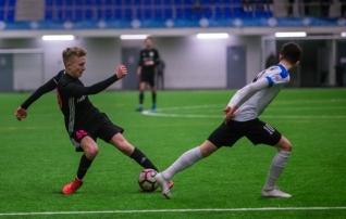 U19 Eliitliiga Meistriliigas selgusid poolfinalistid
