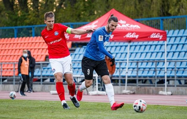 Karikavõistuste poolfinaallahingud peetakse Elvas ja Narvas