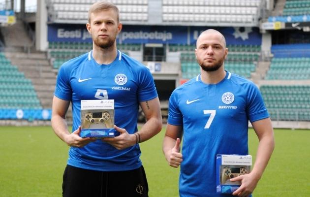 VAATA JÄRELE: Eesti lõpetas esimese e-jalgpalli Balti turniiri teise kohaga