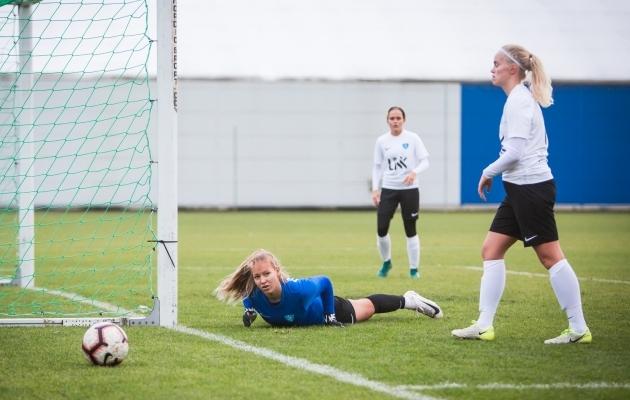 Sporting eelmisel aastal. Foto: Jana Pipar / jalgpall.ee (arhiiv)