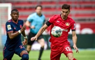 LIVE: Kas imelapseta Leverkusen tõmbab Bayerni tuure maha?  (Coman 1:1!)