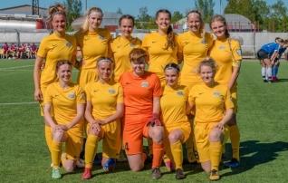 Nädala suurim skoor: Kuressaare naiskond võttis 23-väravalise võidu