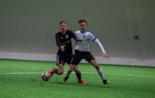 Kalev U21 alistas hilise värava toel Welco