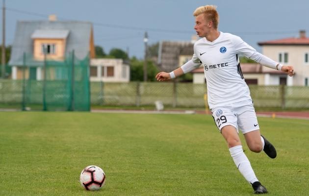 Patrick Genro Veelma. Foto: Liisi Troska / jalgpall.ee