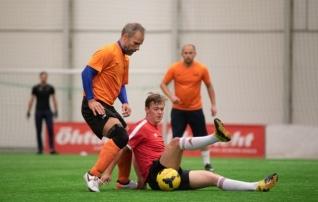 Jalgpalliliit korraldab esmakordselt 5 vs. 5 võistlussarja