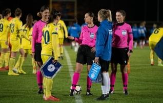 Naiste koondis jätkab valikmängudega septembris